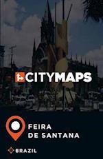 City Maps Feira de Santana Brazil