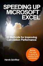 Speeding Up Microsoft Excel