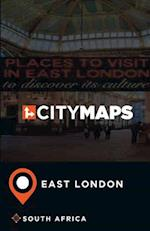 City Maps East London South Africa