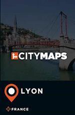 City Maps Lyon France