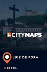City Maps Juiz de Fora Brazil