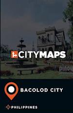 City Maps Bacolod City Philippines