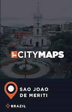 City Maps Sao Joao de Meriti Brazil