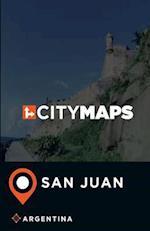 City Maps San Juan Argentina