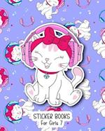 Sticker Books for Girls 7