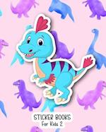Sticker Books for Kids 2