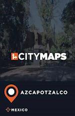 City Maps Azcapotzalco Mexico