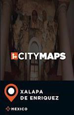 City Maps Xalapa de Enriquez Mexico