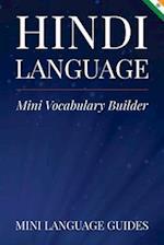 Hindi Language Mini Vocabulary Builder