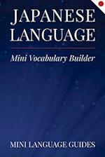 Japanese Language Mini Vocabulary Builder
