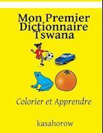 Mon Premier Dictionnaire Tswana