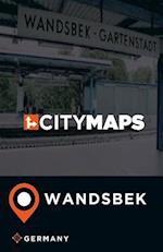 City Maps Wandsbek Germany