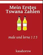 Mein Erstes Tswana Zahlen