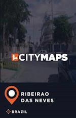 City Maps Ribeirao Das Neves Brazil