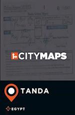 City Maps Tanda Egypt