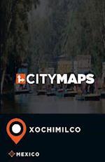 City Maps Xochimilco Mexico