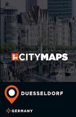 City Maps Duesseldorf Germany