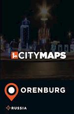 City Maps Orenburg Russia