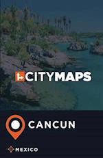 City Maps Cancun Mexico