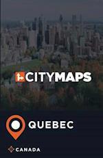 City Maps Quebec Canada