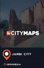 City Maps Jambi City Indonesia