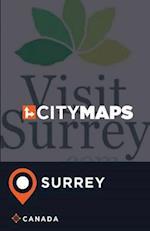 City Maps Surrey Canada