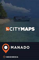 City Maps Manado Indonesia