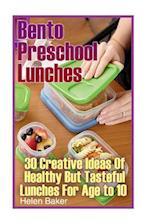 Bento Preschool Lunches