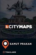 City Maps Samut Prakan Thailand