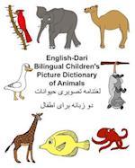 English-Dari Bilingual Children's Picture Dictionary of Animals