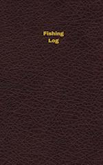 Fishing Log (Logbook, Journal - 96 Pages, 5 X 8 Inches)