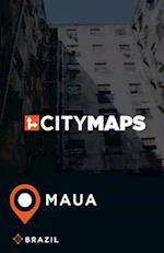 City Maps Maua Brazil