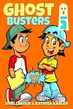 Ghost Busters Book 2