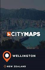 City Maps Wellington New Zealand