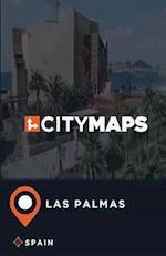 City Maps Las Palmas Spain