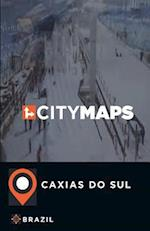 City Maps Caxias Do Sul Brazil