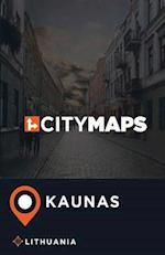 City Maps Kaunas Lithuania
