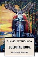 Slavic Mythology Coloring Book