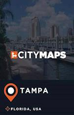 City Maps Tampa Florida, USA