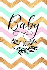 Baby Daily Journal