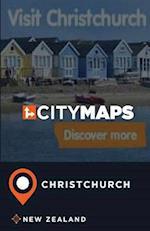 City Maps Christchurch New Zealand