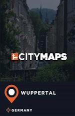 City Maps Wuppertal Germany
