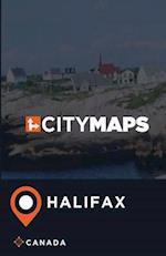 City Maps Halifax Canada