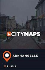 City Maps Arkhangelsk Russia