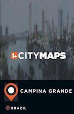 City Maps Campina Grande Brazil