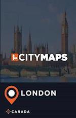 City Maps London Canada