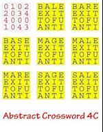 Abstract Crossword 4C