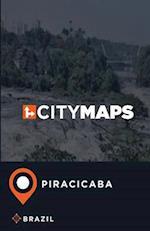 City Maps Piracicaba Brazil