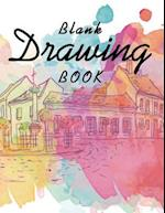 Blank Drawing Book