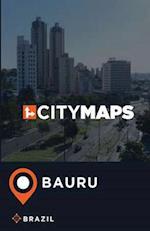 City Maps Bauru Brazil